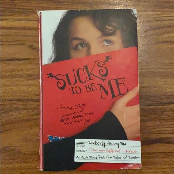 Free w/ Bundle | Books | It Sucks To Be Me